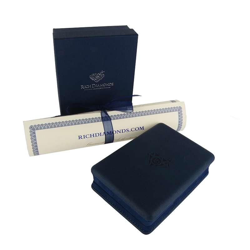 Cartier White Gold Diamond Love Necklace B7014900